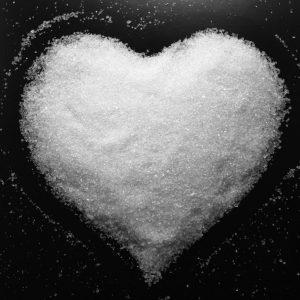 Beautiful Sugar heart. Background Valentines Day. Valentines day ideas. Valentines day cards.